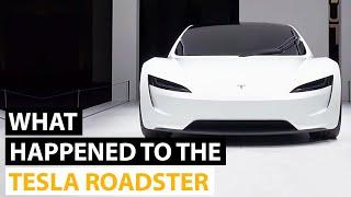 Why Elon Musk Still Does Not Produce Tesla Roadster