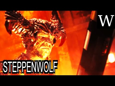 STEPPENWOLF (comics) - WikiVidi Documentary