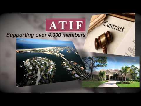 "Attorneys Title Insurance Fund ""Always Ready"""