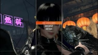 DEAD OR ALIVE 6 Nyotengu vs Honoka 1