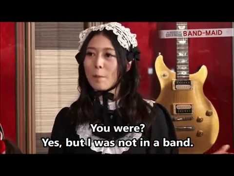 Music Gold Rush 74 Band Maid Part 2 Eng subs