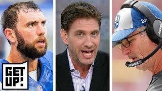 Greeny on Colts' Week 4 OT loss to Texans: 'A tie is better than a loss' | Get Up! | ESPN