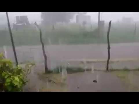 Hubo anegamientos en Santa Elena por el desborde del arroyo Gómez