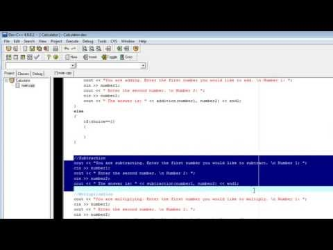 Visual C++ 2010 Express Tutorial Complete: Part 1 | FunnyCat.TV
