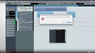 How to Record MIDI in Cubase   Getting Started with Cubase 7