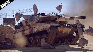 War Thunder Ze BEST German Tank (War Thunder Tanks Gameplay)
