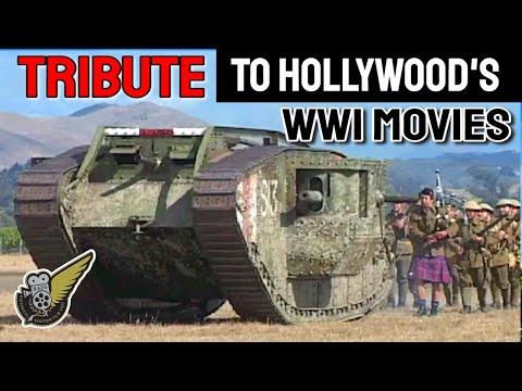 World War 1 Dogfight & Ground Battle - Pt 1