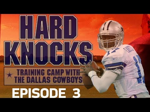 Starting QB is Chosen & WR Competition Heats Up   02 Cowboys Hard Knocks Ep. 3   NFL Vault