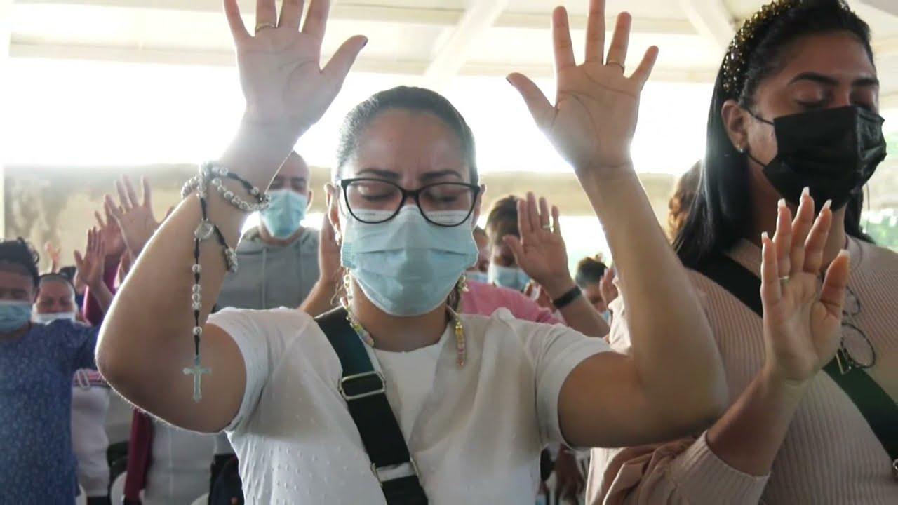 Misa de Oración por los Enfermos  13/10/2021  --En ViVo--