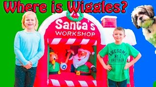ASSISTANT and Batboy Search for Office Smalls Christmas Holiday Sants Toy Freaks Video