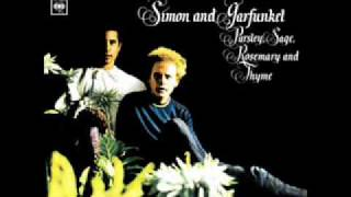 Simon & Garfunkel - Flowers Never Blend With The Rainfall