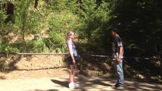 Oregon Vortex - Height Change