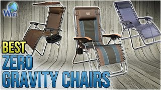 10 Best Zero Gravity Chairs 2018