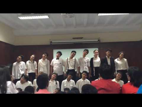 The Congo (11-MDST1 Speech Choir)