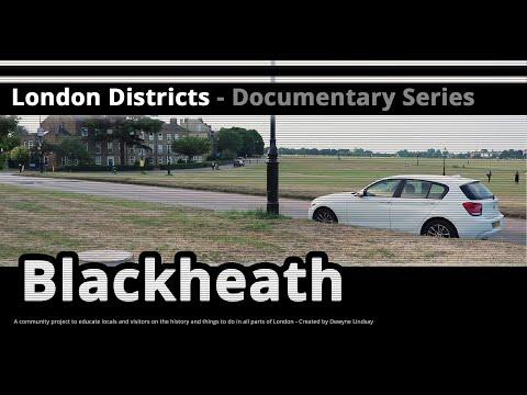 London Districts: Blackheath