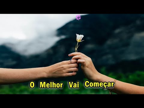 O Melhor Vai Começar (Letra) - Jay Vaquer