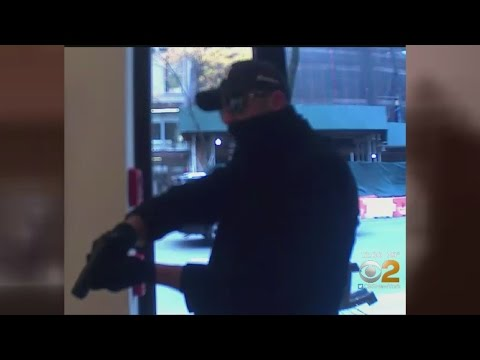 New Video In Madison Avenue Jewelry Heist