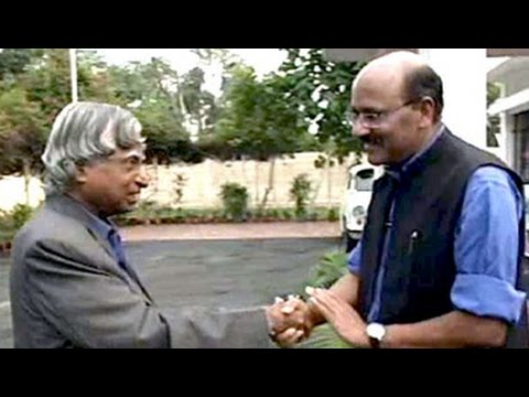 Walk The Talk with former President Abdul Kalam (Aired: August 2007)