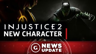 New Injustice 2 Trailer Reveals Another Character - GS News Update