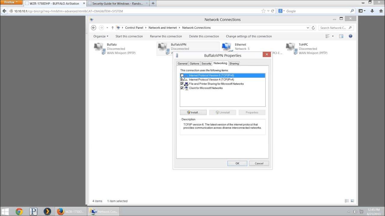 Utorrent settings for vpn