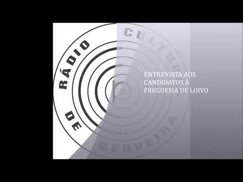 ENTREVISTA AOS CANDIDATOS À FREGUESIA DE LOIVO