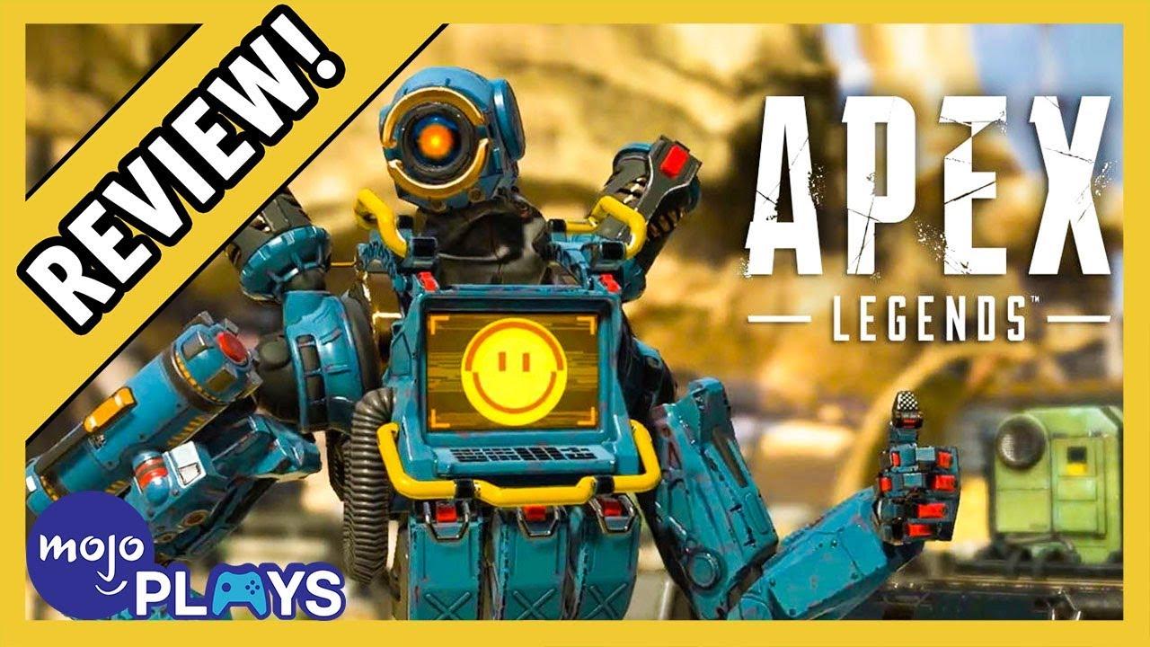Apex Legends Review - The Titanfall Battle Royale