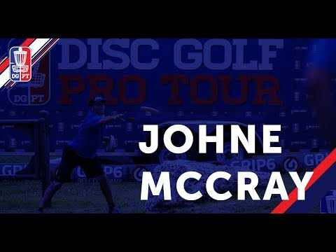 JohnE McCray: Pro Files with Dixon Jowers