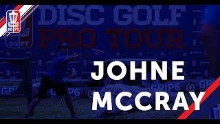 JohnE McCray: Pro Files with Dixon Jowers