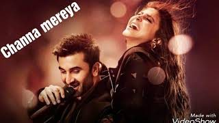 Channa Mereya- Full mp3 | ae dil he mushkil | Arijit singh