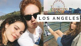 VLOG | LOS ANGELES'DA 2 MUTLU ÇOCUK! ♥️👫