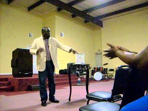 Pastor Glasper Kingdom Life Church