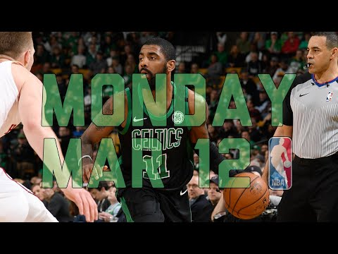 NBA Daily Show: Mar. 12 - The Starters