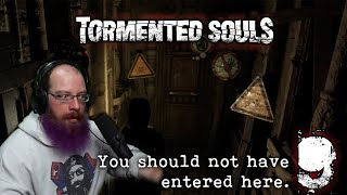 DO NOT ENTER - Game Tried to Warn me...! | Tormented Souls Horror Game with Oshikorosu [9]