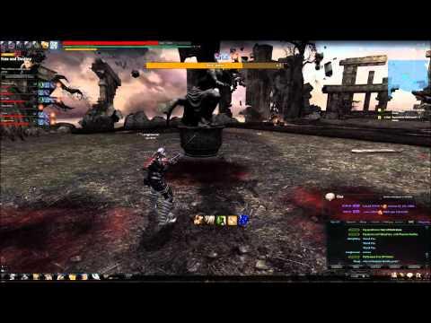 Vindictus: Fate and Destiny - Kai Keaghan Gameplay  