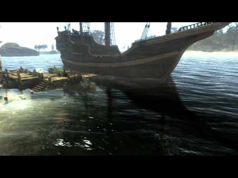 Two Worlds II: Pirates of the Flying Fortress Trailer