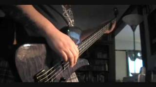Celtic Frost - Dethroned Emperor bass cover.