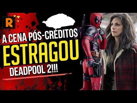 Play CENA PÓS-CRÉDITOS DE DEADPOOL 2 INVALIDOU O FILME!
