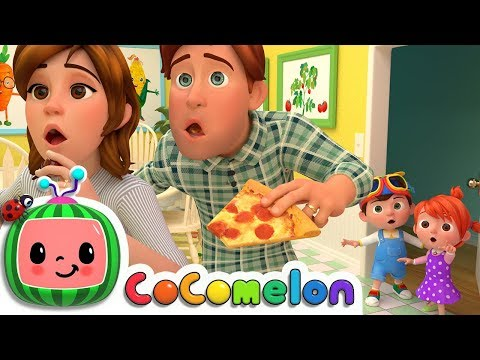 Johny Johny Yes Papa (Parents Version) | CoCoMelon Nursery Rhymes & Kids Songs