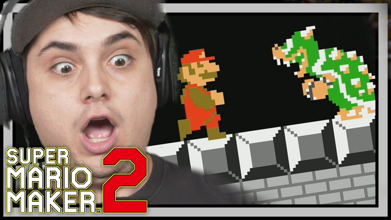 It Took Me 3 Days To Beat This... Super Mario Maker 2 0% Clear Viewer Courses