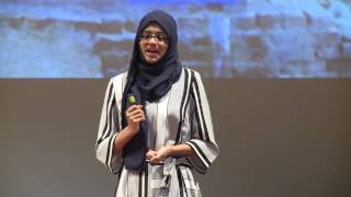 The Coolest Road to Social Entrepreneurship | Saima Khan | TEDxAmityUniversityDubai