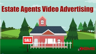 Real Estate Agent + property video marketing production london