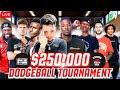 $250,000 Dodgeball Tournament! Ft. @FaZe Clan  @RDCworld1  @2HYPE  @AMP  I HoH Showdown! MP3
