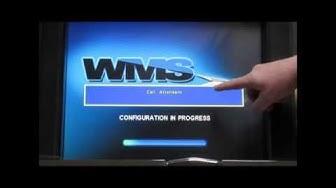 WMS Williams Bluebird Setup With Printer and TITO