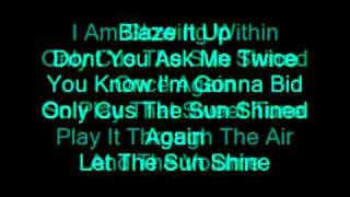 Let The Sun Shine Labyrinth Lyrics