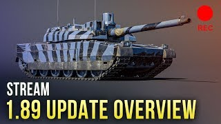 🔴 [STREAM] First look: Leclerc S1, F-86K, Japanese naval forces and more! / War Thunder 1.89