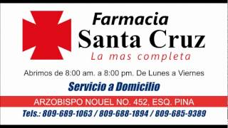 Ejemplo de Spot de Farmacia Santa Cruz 2017 Video