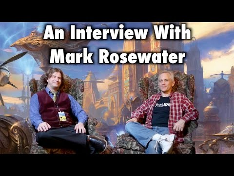 An Interview With Mark Rosewater, Head of Design for Magic: The Gathering (Pax West 2016)