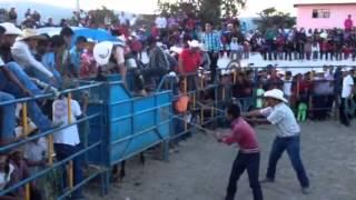 Feria TLAUNILOLPAN HGO / rodeo 27 de julio del 2013