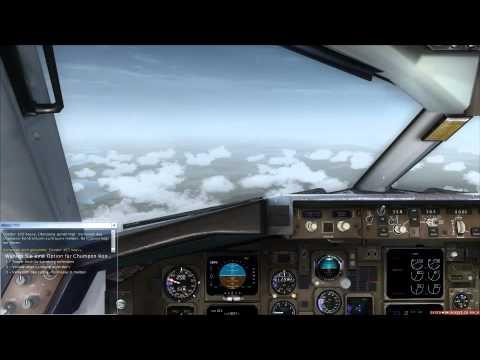 Condor Full Flight from Bangkok to Phuket Boeing 767-300ER