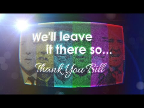 """We'll Leave It There So"" - A Tribute to Bill O'Herlihy"